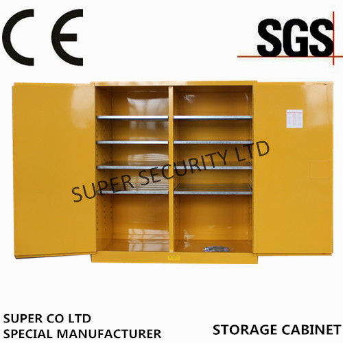 Flammable Chemical Storage Cabinet For Storing Liquid